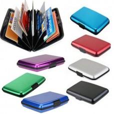 Waterproof Business-ID Credit Card Wallet