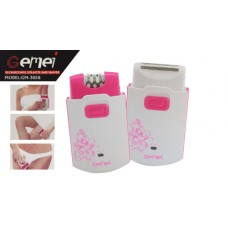 Rechargeable Cordless Epilator and Shaver GM-3058