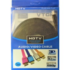 HDTV High speed Audio/Video Cable
